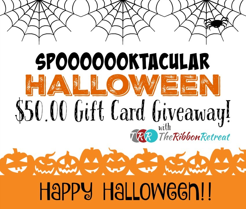 Spoooooktacular Halloween Giveaway - The Ribbon Retreat Blog