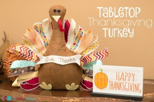 Tabletop Thanksgiving Turkey