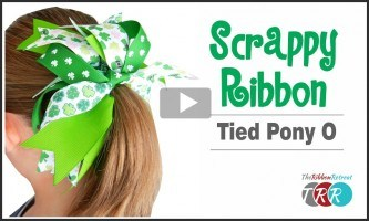 Scrappy Ribbon Tied Pony O, YouTube Video