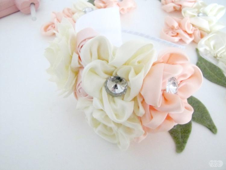 Flower Crown - The Ribbon Retreat Blog