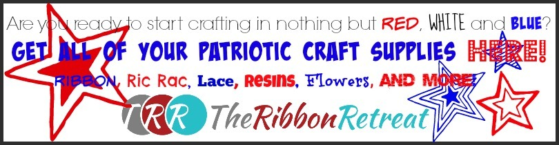 Patriotic Ribbon and Trim