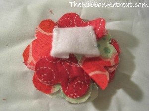 Barcelona Skirt Hair Accessories - {The Ribbon Retreat Blog}
