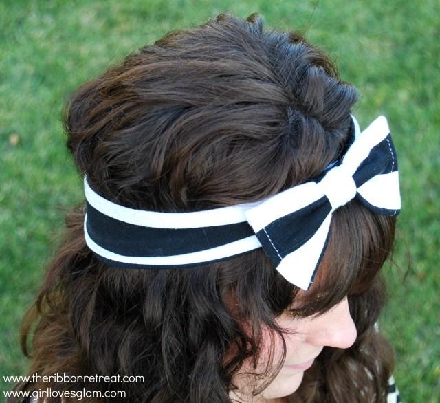 Klara Bow Head Wrap