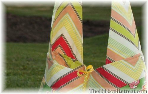 Birdie Sling - {The Ribbon Retreat Blog}