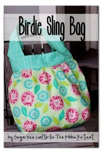 Birdie Sling Bag - The Ribbon Retreat Blog