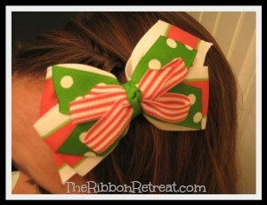 Bow #2 - {The Ribbon Retreat Blog}