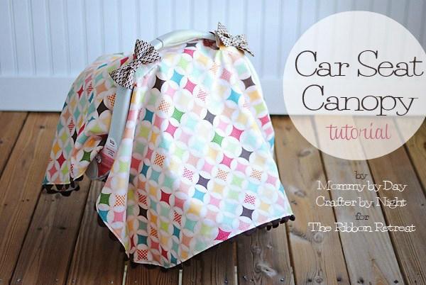 Car Seat Patchwork