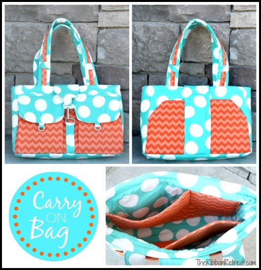 Bag Lady Series, Link Party and Giveaway! - The Ribbon Retreat Blog