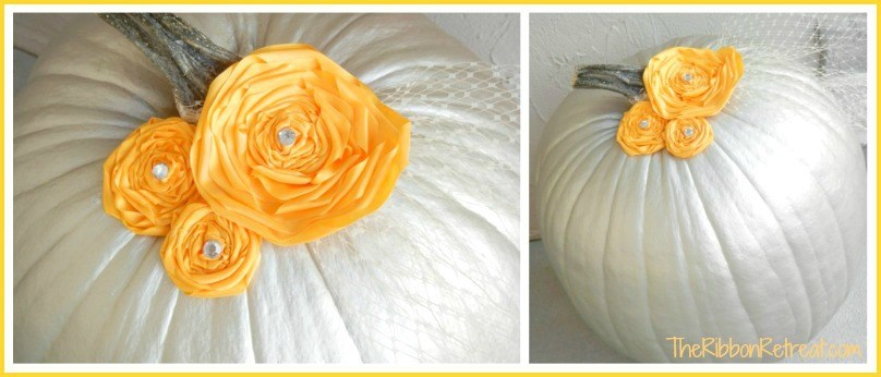 Chic Pumpkin: How To Make Rosettes - {The Ribbon Retreat Blog}