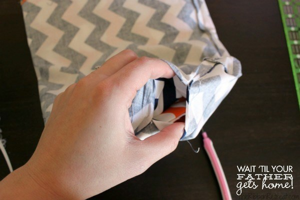 DIY Yoga Tote - The Ribbon Retreat Blog