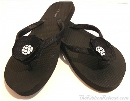 Flip Flop Option #2 - {The Ribbon Retreat Blog}