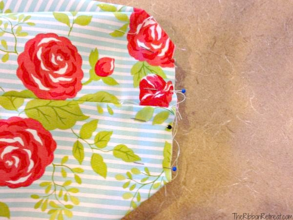 Fold and Go Market Bag - The Ribbon Retreat Blog