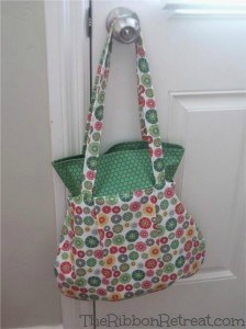 Frenchy Bag - {The Ribbon Retreat}