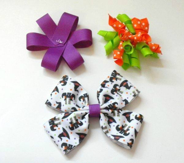 hair bow instructions with pictures