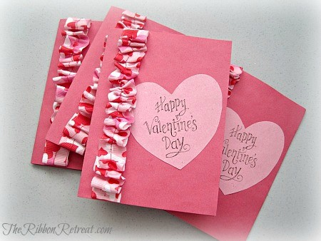 Happy Valentines Day - {The Ribbon Retreat Blog}
