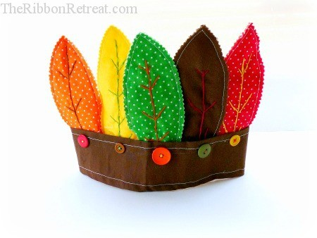 Hats For Thanksgiving - {The Ribbon Retreat Blog}