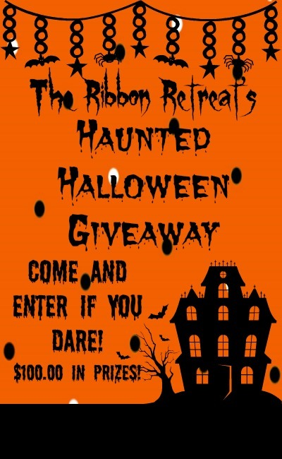 Haunted Halloween Giveaway - The Ribbon Retreat Blog