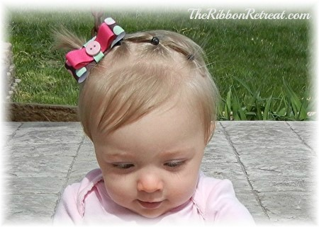 How To Make A Bow Using The Glueglider Pro - {The Ribbon Retreat Blog}