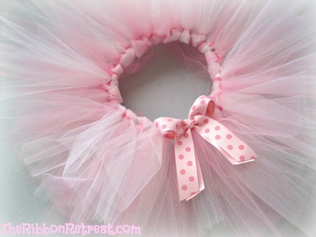 How To Make A Tutu - {The Ribbon Retreat Blog}