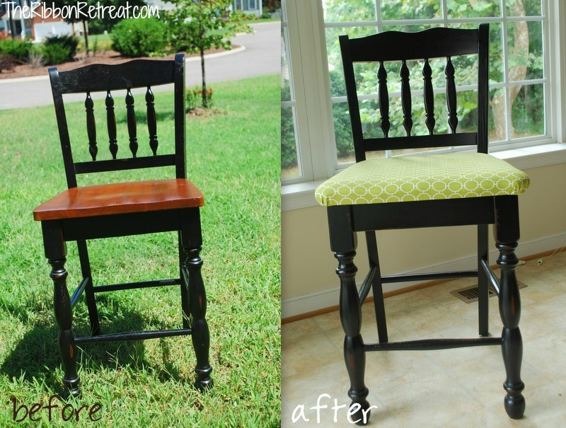 the how to upholster dining room chairs Bathrooms and
