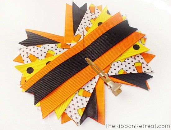 How to Make Bows: How to Make Spikes {The Ribbon Retreat Blog}