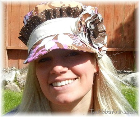 Jack N Jill Hat - {The Ribbon Retreat Blog}