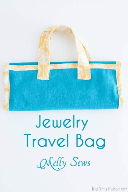 Jewelry Travel Bag - The Ribbon Retreat Blog