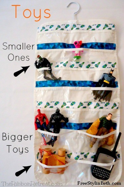 Lego and Toy Organizer - The Ribbon Retreat Blog