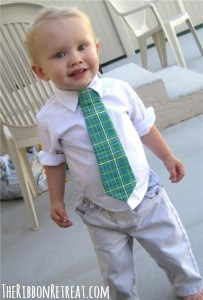 Little Guy Ties - {The Ribbon Retreat Blog}
