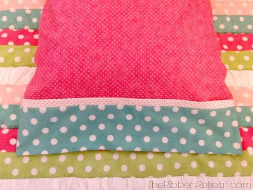 Magic Pillowcase Tutorial - The Ribbon Retreat Blog