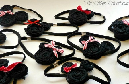 Minnie Mouse Party Ideas - {The Ribbon Retreat Blog}