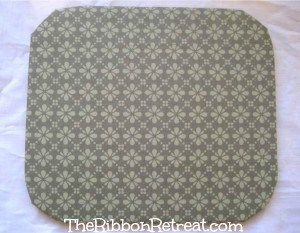 New Mousepad - {The Ribbon Retreat Blog}