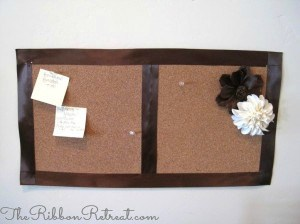 Office Decor - {The Ribbon Retreat Blog}