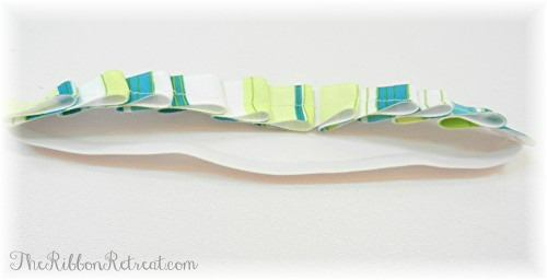 Ribbon Bookmark - {The Ribbon Retreat Blog}