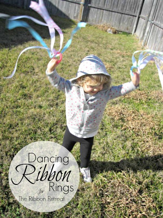 Dancing Ribbon Rings - The Ribbon Retreat Blog