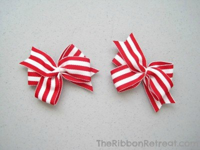 Stars and Stripes Bow - {The Ribbon Retreat Blog}