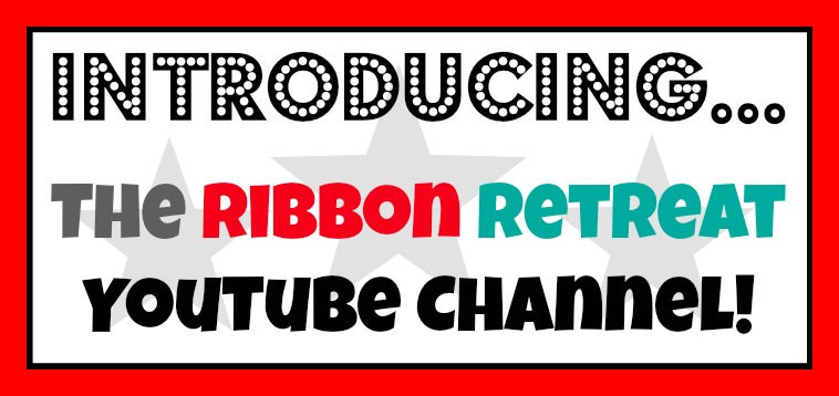 TRR You Tube Video, Basic Boutique Bow - The Ribbon Retreat Blog
