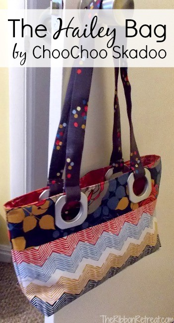 The Hailey Bag Tutorial - The Ribbon Retreat Blog