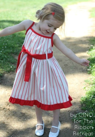 Posy Dress, so sweet!