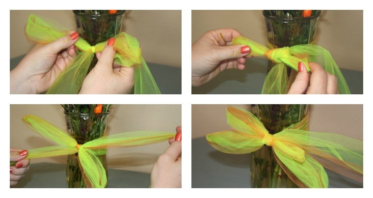 Tulle Bows - The Ribbon Retreat Blog