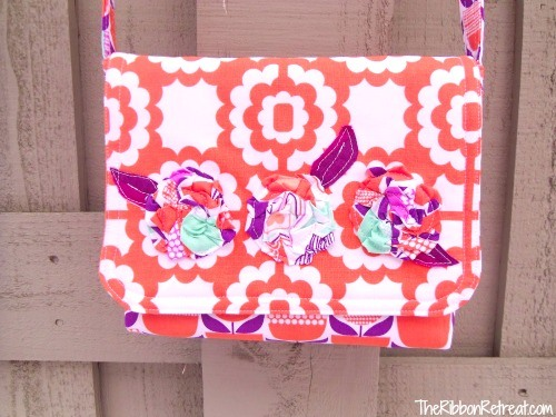 Tween Tote - The Ribbon Retreat Blog
