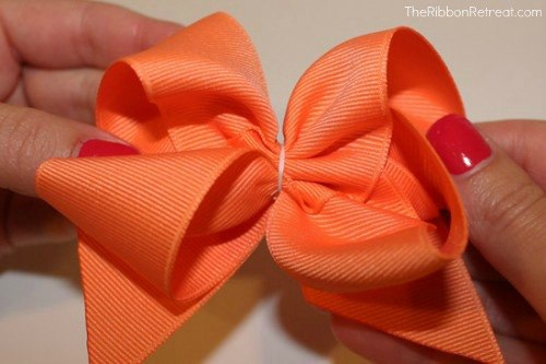 boutique style hair bow tutorial twisted boutique bow tutorial with removable flower the 6832