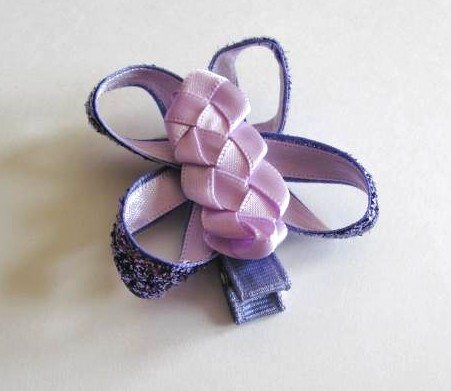 Butterfly & Turtle Hair Clips - The Ribbon Retreat Blog