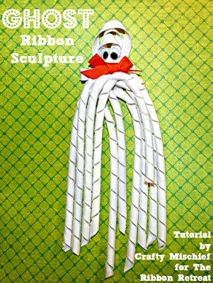 DIY Halloween Crafts - tons of tutorials! {The Ribbon Retreat Blog}