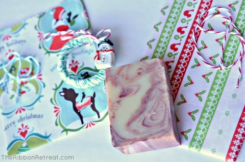 Gift Bag Tutorial tied with Baker's Twine - Awesome tutorial and awesome products! {The Ribbon Retreat Blog}