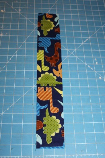 How to Make a Tie - The look of a regular tie, but so much easier! Super easy project for the boys too! {The Ribbon Retreat}