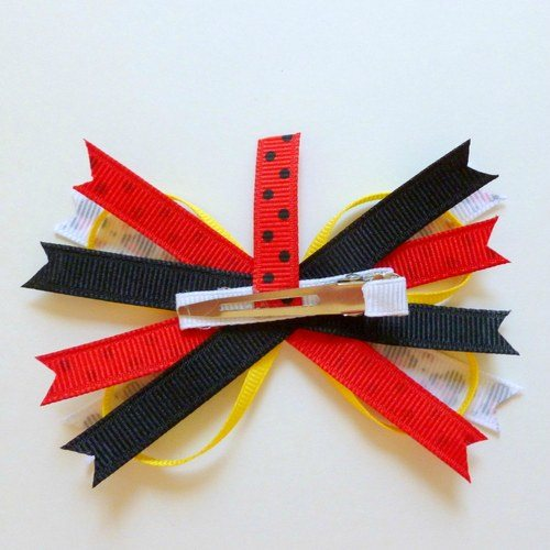 attach your ribbon center 1
