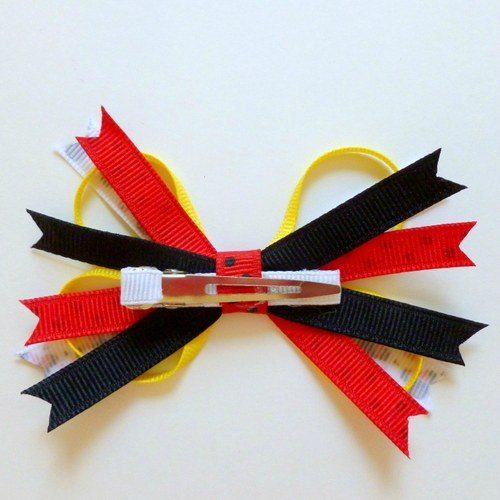attach your ribbon center 2