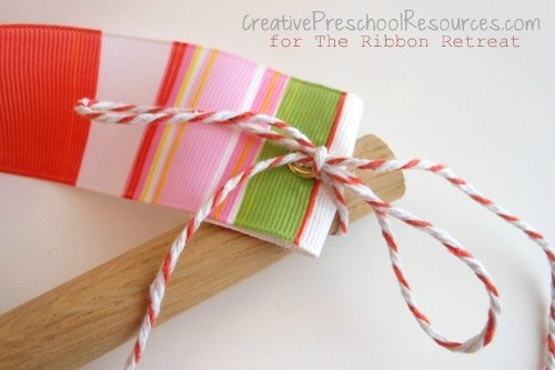Ribbon Dancing Stick - The Ribbon Retreat Blog
