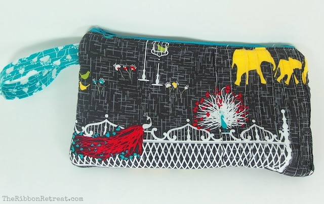 Easy and adorable DIY Wallet or Clutch purse.